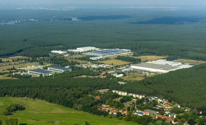 Güterverkehrszentrum Berlin (Ost) Freienbrink