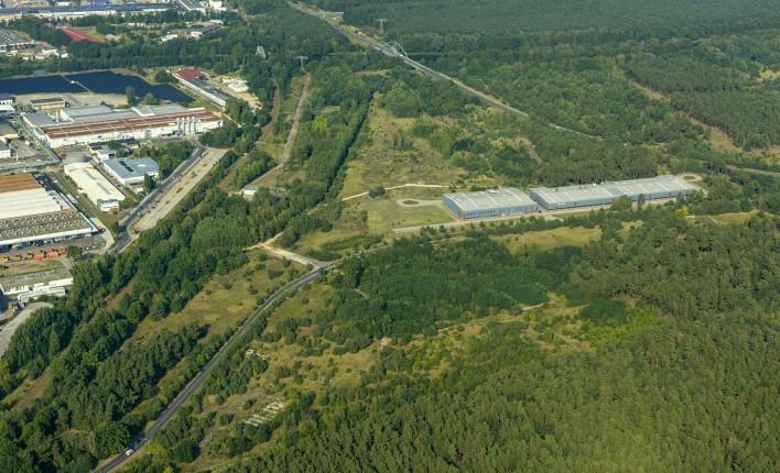 Südliche Lise-Meitner-Straße
